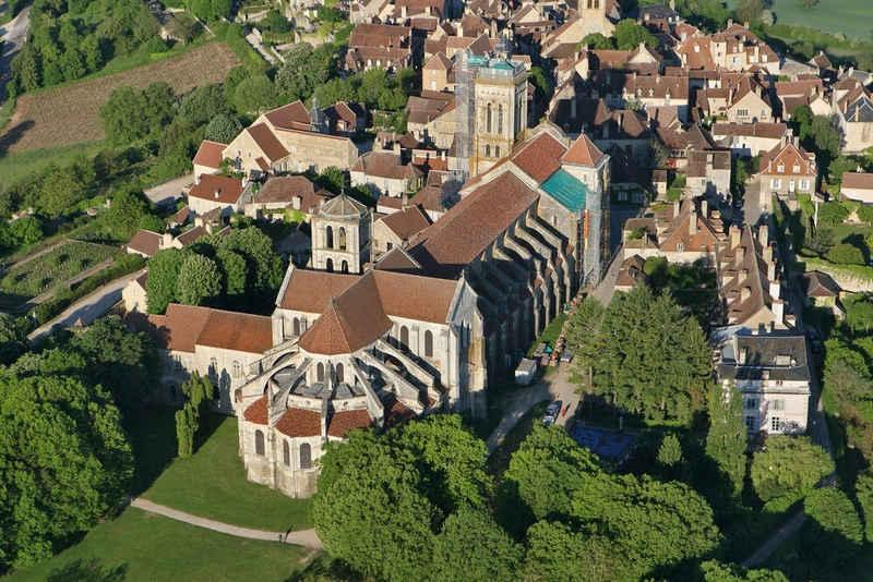 basilique vézelay bourgogne