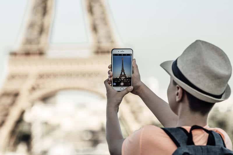 top 5 visites paris